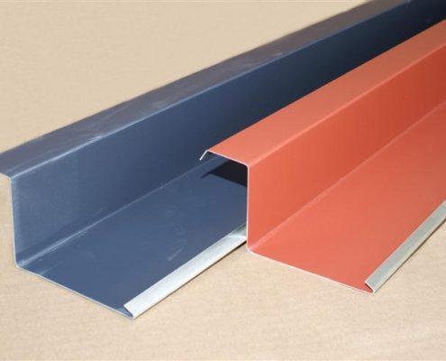 Oromszegély Alumínium többféle színben